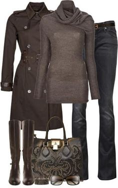fashion women outfits 2013 winter ~ New Women's Clothing Styles & Fashions