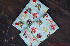 Gurtschoner für Babytrage von Huckepaeckchen auf Etsy, €16.00