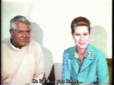 Doses of Grace — Grace by Grace ✓ On acting → Bonus: Cary Grant ...