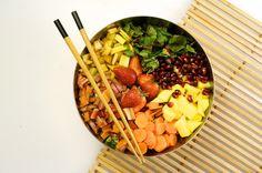 NOMS Eat The Rainbow Winter Salad