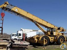 Crane for Hire....