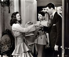 Philadelphia Story Katherine Hepburn Jimmy Stewart