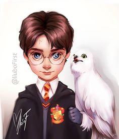 Harry James Potter by Fanart Harry Potter, Arte Do Harry Potter, Harry Potter Artwork, Harry Potter Pictures, Harry Potter Magic, Harry Potter Drawings, Harry Potter Wallpaper, Harry Potter Hermione, Harry Potter Characters