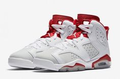 3df3ccaabf32ed The Air Jordan 6 Alternate Will Also Be Releasing In GS Sizes Latest Shoe  Trends
