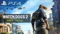 [VIDEO] Watch_Dogs 2   Free Trial Trailer   PS4   Starts Jan 17th #Playstation4 #PS4 #Sony #videogames #playstation #gamer #games #gaming