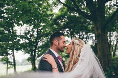 Charlotte and Chris's pretty pink wedding day was a sublime, blush-hued affair with more than a hint of Midsummer Night's romanticism and revelry. Image Photography, Wedding Photography, Blush Pink Weddings, North West, Pretty In Pink, Affair, Wedding Day, Bloom, Romantic