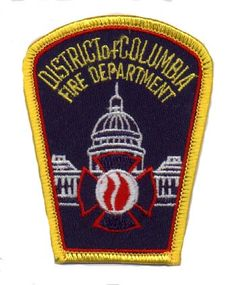 DCFD Patch