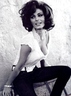 Sophia Loren--gorgeous!!!
