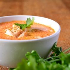 Thai Red Fish Curry - made using coley, a delicious white fish.