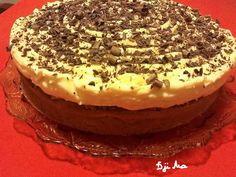 Reszelt almás torta, ha valami gyors és finom édességre vágysz! - Ketkes.com Torte Cake, Tiramisu, Pudding, Ethnic Recipes, Sweet, Food, Food Cakes, Candy, Custard Pudding