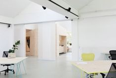 Scandinavisch kantoor van Impact Hub