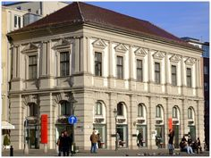 AUGSBURG (GERMANY): History comes alive in Germany's second oldest city while walking around the historic centre of Augsburg.