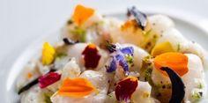 Le ceviche de lionel Levy, Chef étoilé de Une Table au Sud - Marseille © DR