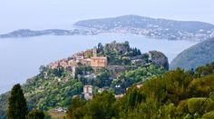 Eze - An Ancient Medieval Village in the South of France. http://www.theluxurylisting.com/the-ancient-medieval-village-of-eze-in-france/