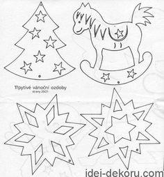 Читайте також Шаблони Новорічних витинанок Новорічний декор у фіолетових тонах Новорічний еко-декор з гілочок. 3 суперські ідеї Білий колір в Новорічному декорі Різдвяні віночки з … Read More