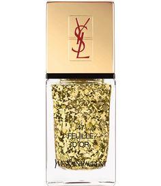 Le Top Coat Feuille d'Or, Yves Saint Laurent