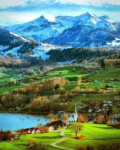 Top 10 Tourist Attraction To Visit in Switzerland - Tour To Planet Places To Travel, Places To See, Places In Switzerland, Nature Photography, Travel Photography, Nature Landscape, Voyage Europe, Photos Voyages, Zermatt