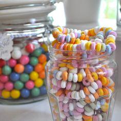Colliers de bonbons!