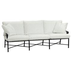 Brown Jordan - Sofa with Cushion - 2250-6300 Linda 1