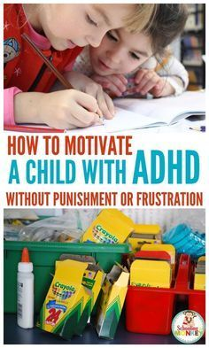 If you are teaching a child with ADHD, use these ADHD motivation tips to keep them on track and avoid power struggles at home or in the classroom.