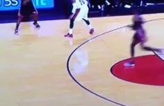 Dwyane Wade takes 7 steps against Portland without being called for a travel Sports Fails, Dwyane Wade, Portland, Basketball Court, Lol, Travel, Viajes, Destinations, Traveling