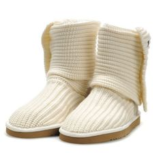 UGG Boots Classic Cardy Cream