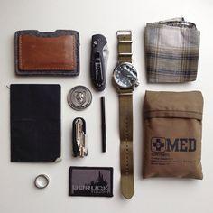 Pocket Dump. - Mike P.