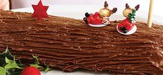 Delhaize - Kerststronk Xmas, Christmas, Biscuits, Sweets, Desserts, Food, Drinks, Crack Crackers, Tailgate Desserts