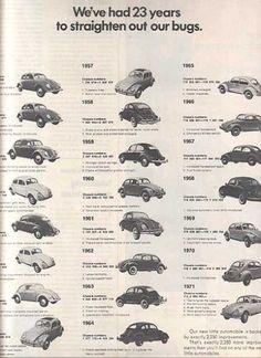 VW's Bug