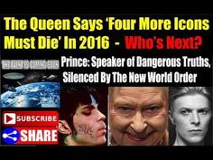 The Queen Says 'Four More Icons Must Die' In 2016 - YouTube