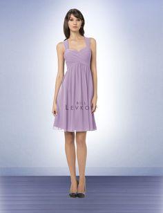 Bridesmaid Dress Style 761 - Bridesmaid Dresses by Bill Levkoff, violet
