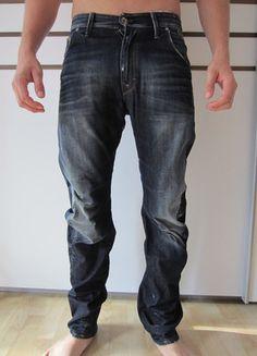 Kaufe meinen Artikel bei #Kleiderkreisel http://www.kleiderkreisel.de/herrenmode/jeans/107635482-lassige-g-star-jeans-dunkelblau-3034