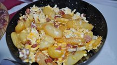 Cortijera eggs Source by dixonlinch Kitchen Dishes, Kitchen Recipes, Cooking Recipes, Food C, Spiced Apples, Tasty Dishes, I Love Food, Tapas, Great Recipes