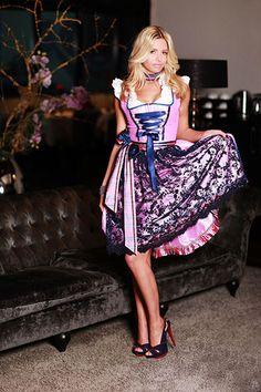mydirndl - La Maison - Couture Designer Dirndl Fashion aus München #Tracht