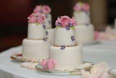 peggy porschen | Mini Bolo de Casamento - Peguei o Bouquet
