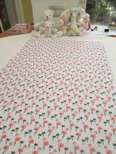 BN Pretty Haberdashery Cotton Remnant In Flamingo