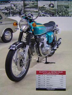 Honda CB750 - Wikipedia, the free encyclopedia