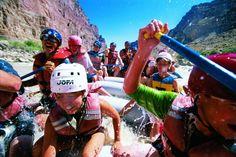 Western Expeditions Soutwest Sampler Rafting Tour Utah Family Adventure 2015