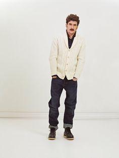 Peak Performance Fall 2012 Collection. Camden wool knit cardigan