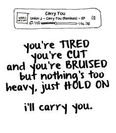 Carry You Union J