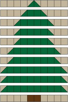 Christmas Tree Rag Quilt Pattern 2019 There are eleven rows in the Christmas Tree Quilt each with ten units. The post Christmas Tree Rag Quilt Pattern 2019 appeared first on Quilt Decor. Patchwork Quilting, Quilting Tips, Quilting Projects, Quilting Designs, Patchwork Bags, Rag Quilt Patterns, Christmas Quilt Patterns, Pattern Blocks, Christmas Quilting