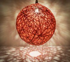 "Lampada ""Sole"" lampada da interni"