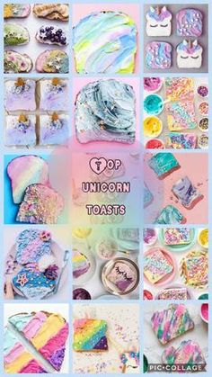 Top 10 unicorn tosts for amazing kids and fun adult times! Winter Activities For Kids, Christmas Activities, Happy Mom, Happy Kids, Diy For Kids, Crafts For Kids, Toddler Menu, Toddler Finger Foods, Artificial Food Coloring