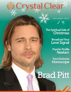 New December Issue of Crystal Clear Psychics Magazine is available FREE OF CHARGE! Get it here