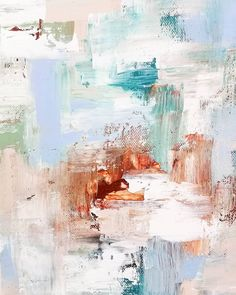 Spring Colors, Paintings, Abstract, Artwork, Summary, Work Of Art, Paint, Auguste Rodin Artwork, Painting Art
