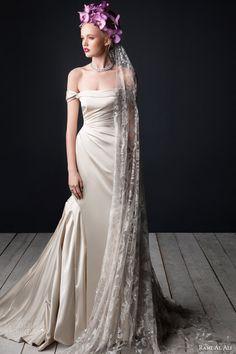 Rami Al Ali 2015 Wedding Dresses | Wedding Inspirasi