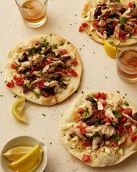 Chicken and Feta Tostadas - Quick Mexican on Food & Wine