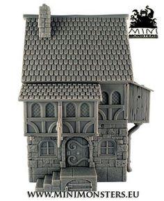 MiniMonster - Medieval Tavern Preview