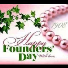 Happy Founders' Day to all my beautiful Sorors! Special love to all my Linesisters and Chapter Sorors hailing from Alpha Kappa Alpha Founders, Kappa Alpha Psi Fraternity, Alpha Kappa Alpha Sorority, Aka Founders, Happy Founders Day, Aka Sorority Gifts, Sorority Life, Pink And Green, Pretty Girls
