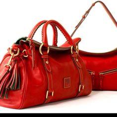 Dooney & Burke Handbag's  this front bag but in cognac